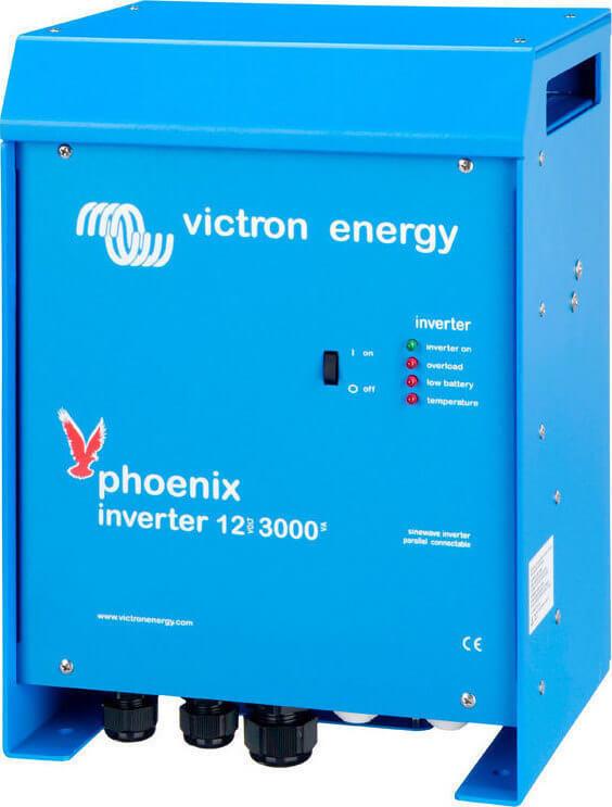Solar Inverter Victron Phoenix 3000-12