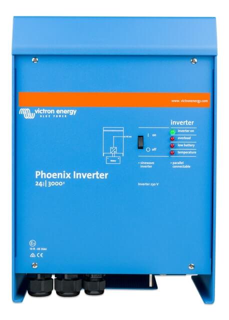 Pure sine Inverter 3000 W Victron Phoenix 3000-24