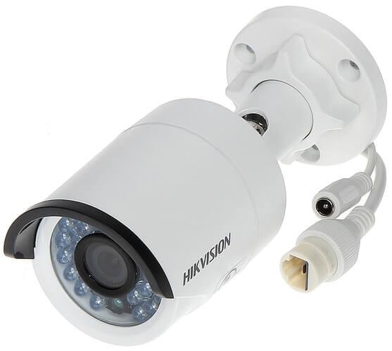 Κάμερα Δικτυακή IP 4MP υπερύθρων  Hikvision DS-2CD2042WD-I  Poe WDR 4mm