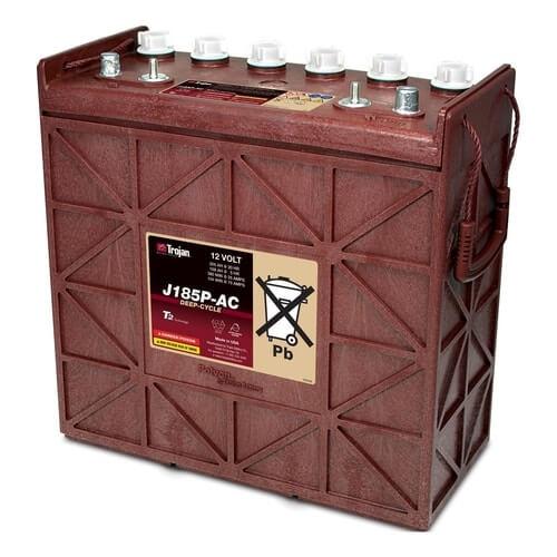 Trojan battery  J185P AC 12V Deep Discharge