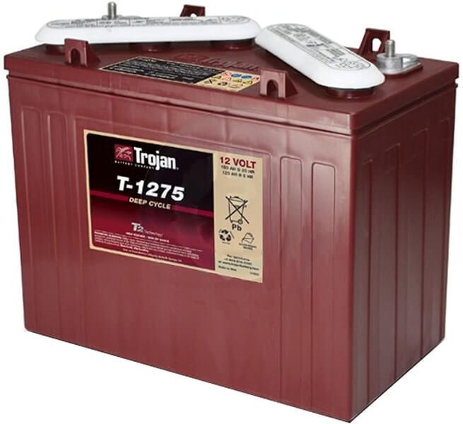 TROJAN  battery T-1275 150Ah 12V