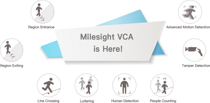 Video Content Analytics Hikvision
