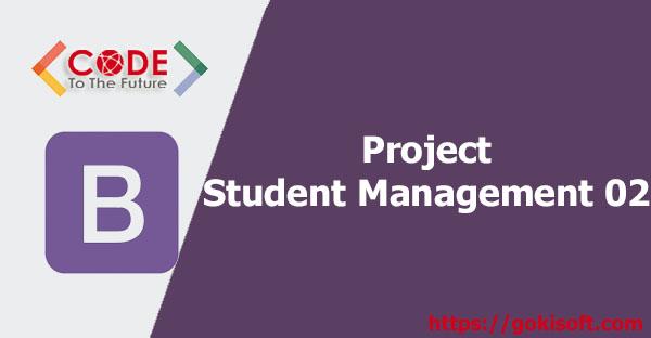 07. Viết trang web quản lý sinh viên bằng jquey + bootstrap phần 2