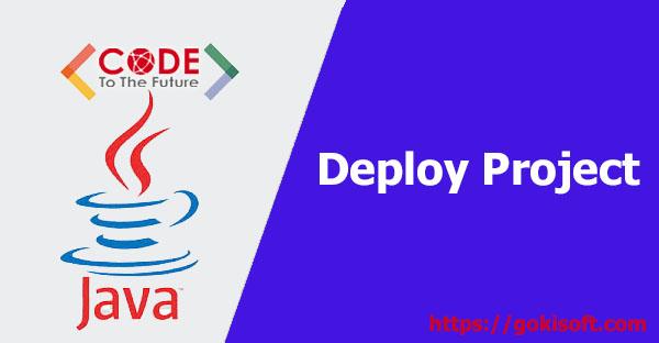 08. Hướng dẫn phát hành dự án java - Lập trình Java căn bản