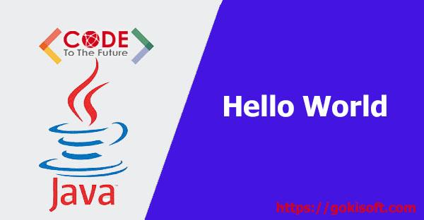 002 - Hướng dẫn tạo dự án Hello World