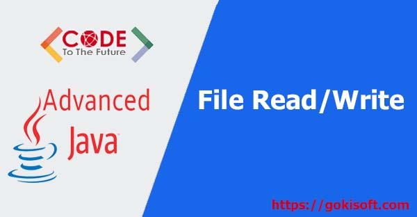 03. Hướng dẫn đọc ghi file FileInputStream, FileOutputStream, ObjectInputStream trong java - lập trình java nâng cao