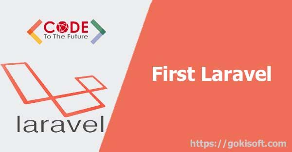 02. Hướng dẫn tạo dự án Laravel đầu tay.