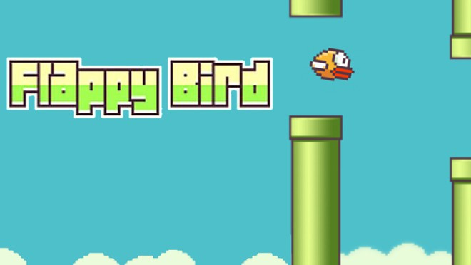 Game Flappy Bird - FlapyBird - JavaScript