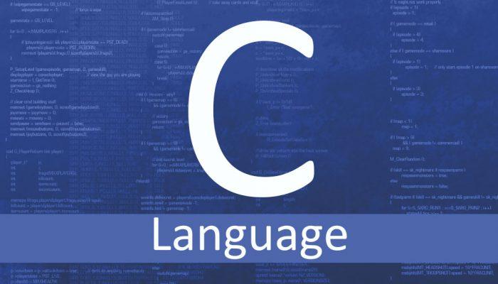 C - Basic Syntax(Cú pháp cơ bản)
