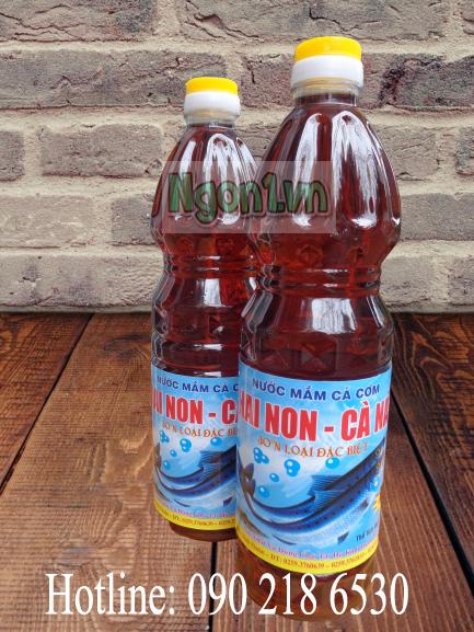 Nước mắm Cà Ná loại nào ngon và nên mua ở đâu tại Hà Nội?