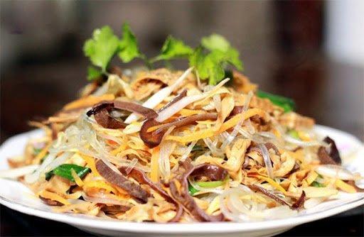 Các món ăn chay giàu dinh dưỡng, đơn giản, dễ làm tại nhà