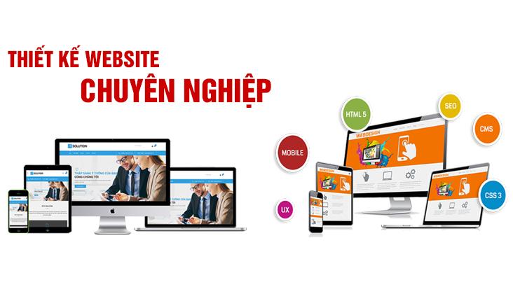 Thiết kế website chuyên nghiệp - dịch vụ uy tinh và chất lượng - phát triển phần mềm ứng dụng Android & iOS