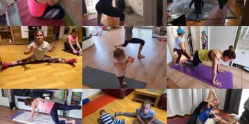 Mutter-Kind-Workout