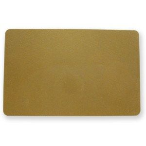 Gold PVC Cards .76mm (500 Pack)