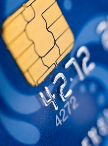 Although also used in banking, chip cards are growing popular as identification assets.