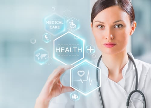 How can smart cards improve the healthcare industry?