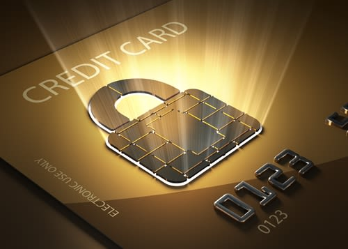 Embedded chip technology is becoming the default card option in banking.