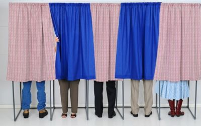 Smart cards and the democratic process