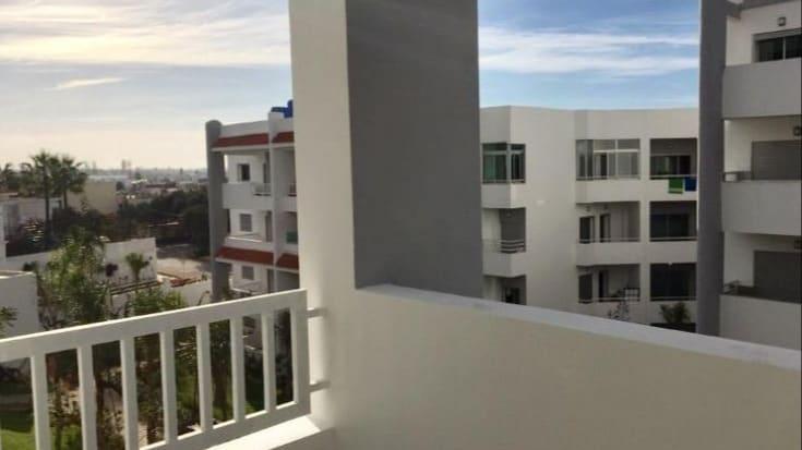 Appartement 50 m², Mohammédia à louer