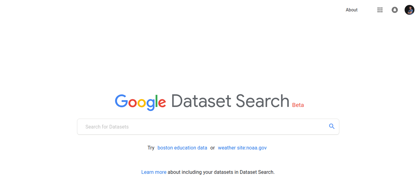 Where to find a dataset | Andrij