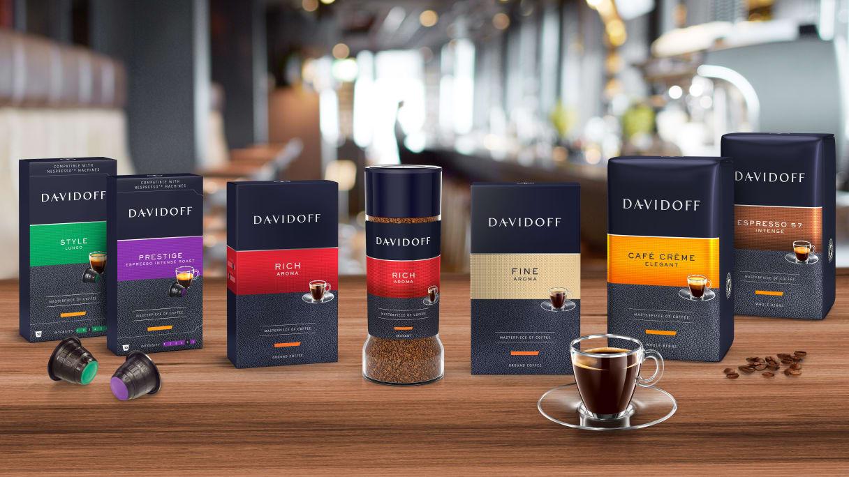 DAVIDOFF café