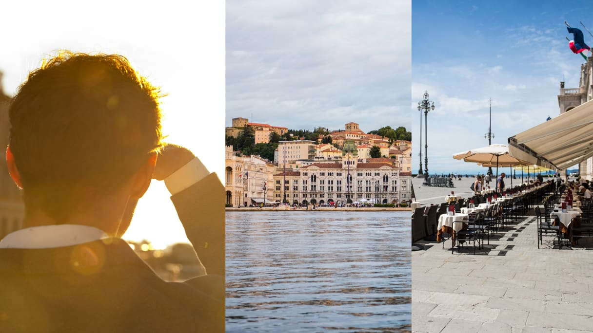 Experience life in Trieste