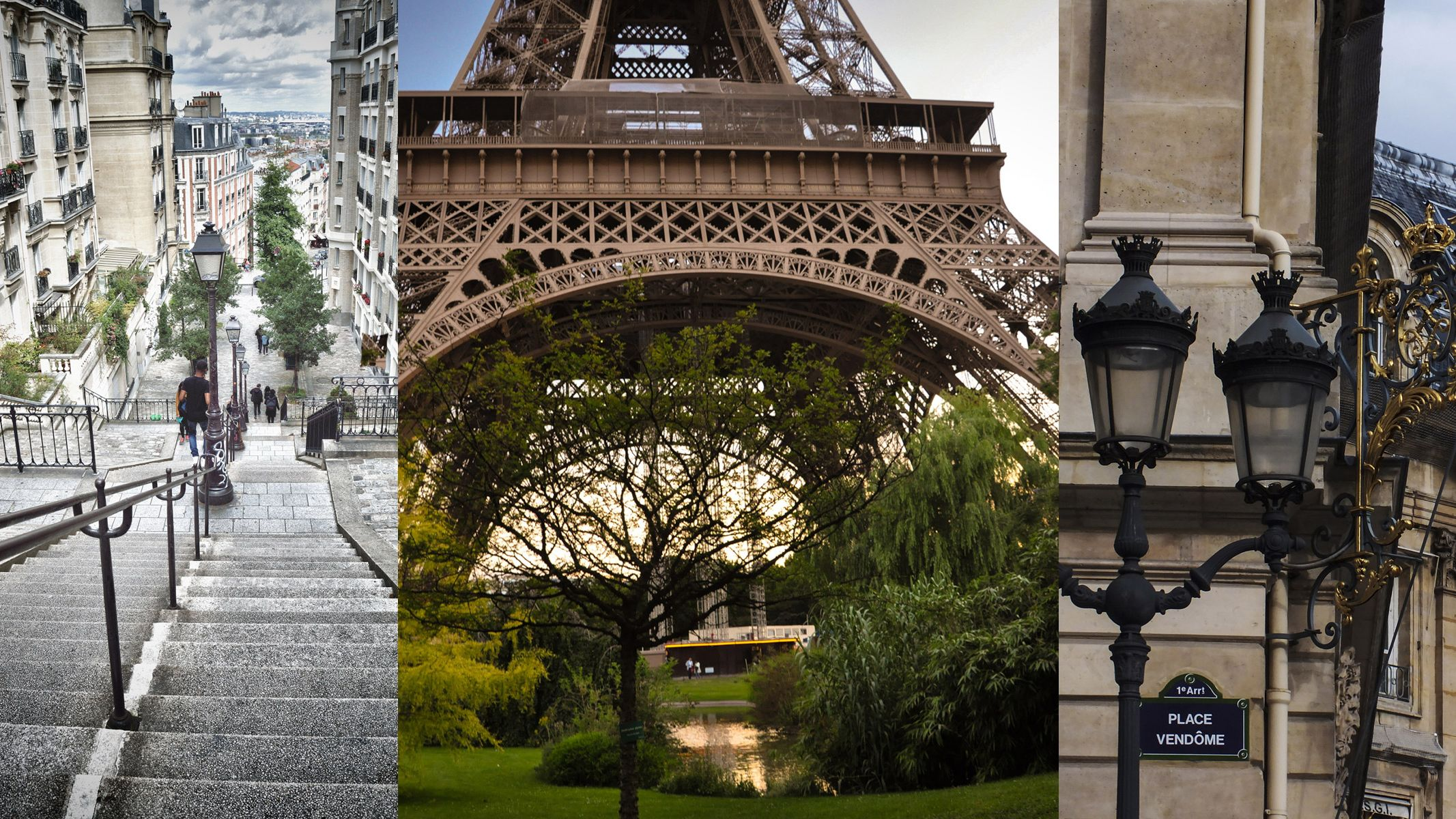 Paris trilogy - elegance and multisensory appeal