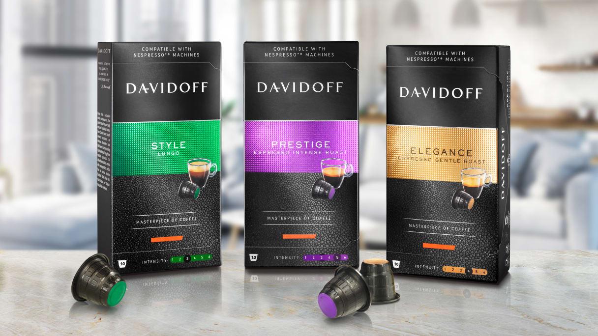 DAVIDOFF - Capsules