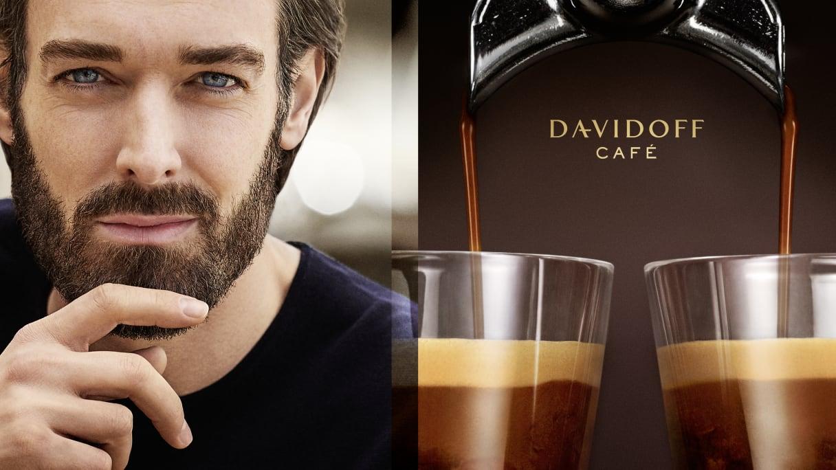 DAVIDOFF coffee service