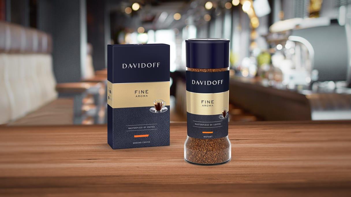 DAVIDOFF coffee – Fine Aroma