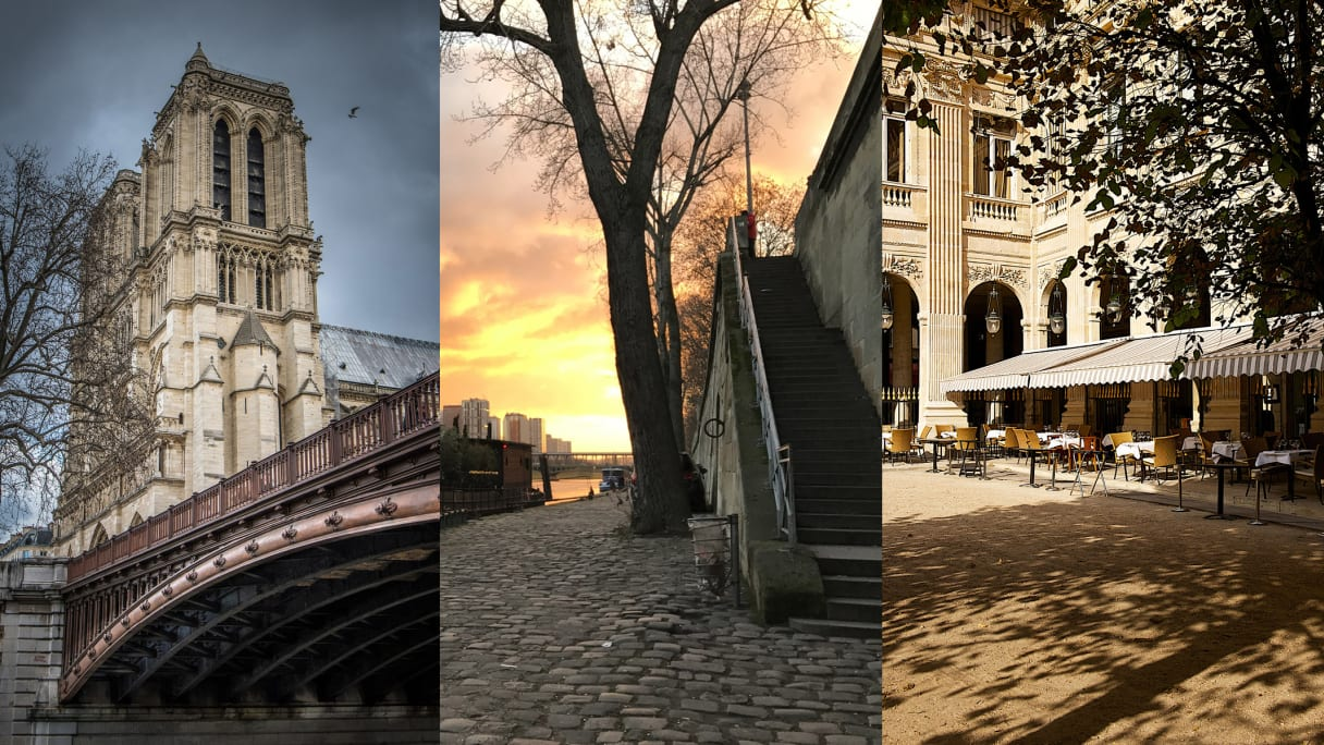 A city that abounds in sounds, tastes, sights and textures.