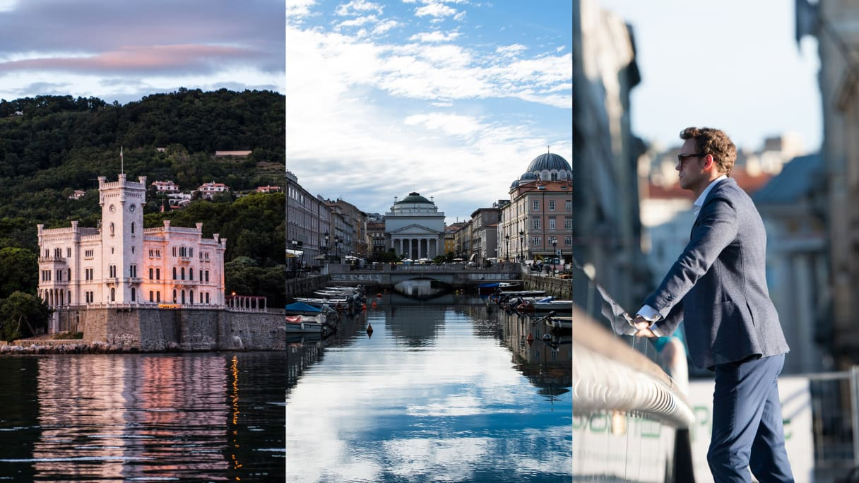 Trieste - understated sophistication