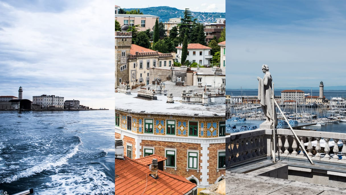 The essential beauty of Trieste