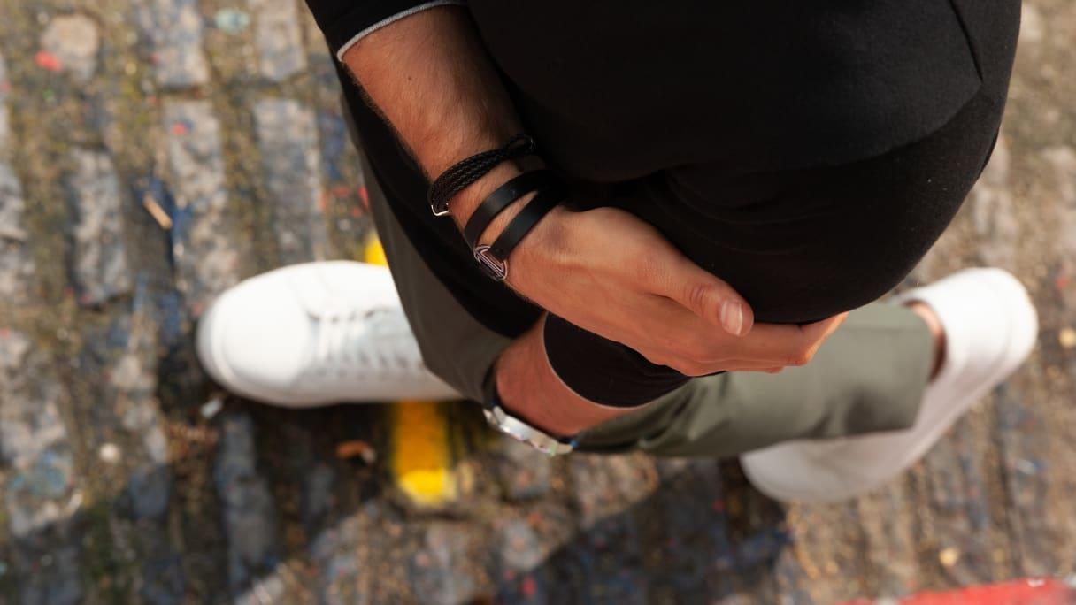 DAVIDOFF bracelets
