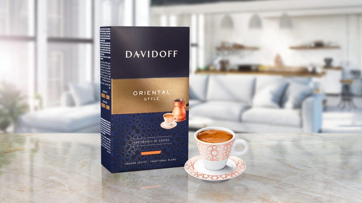 DAVIDOFF coffee - Oriental Style