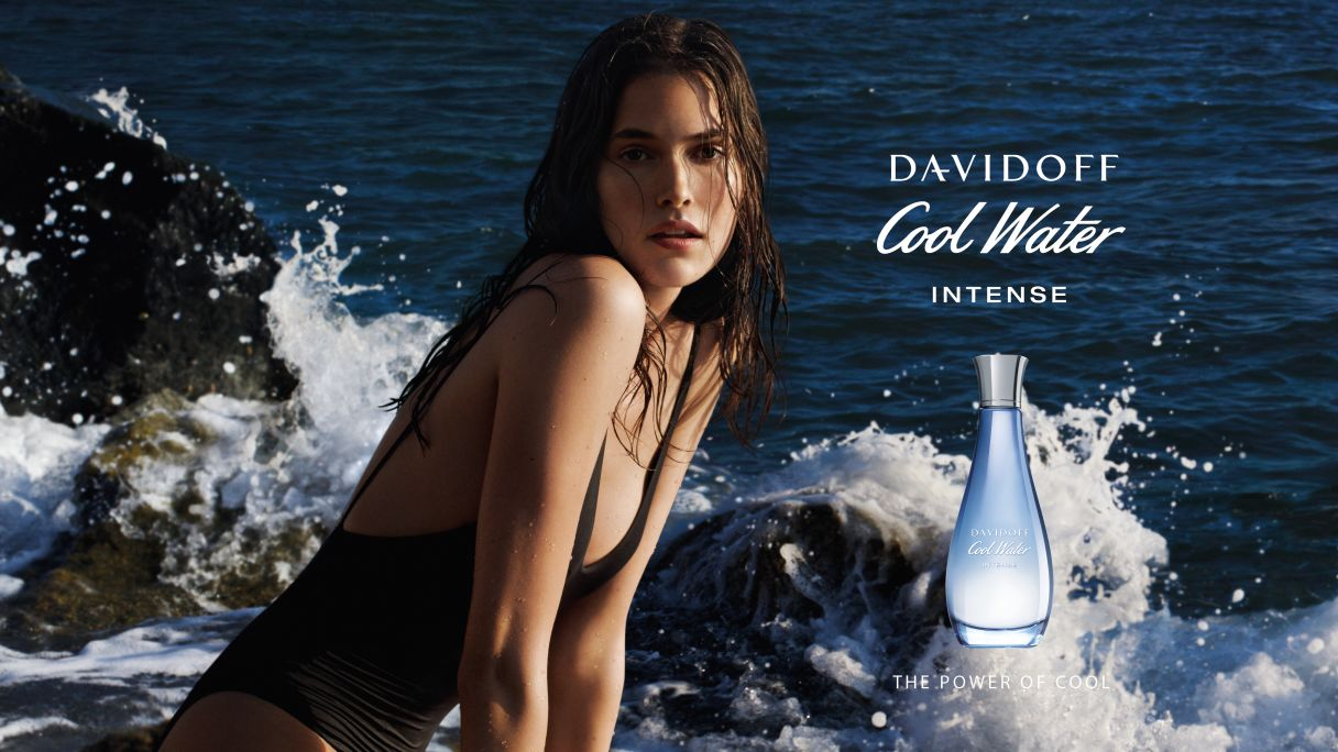 DAVIDOFF Cool Water Intense - For Her