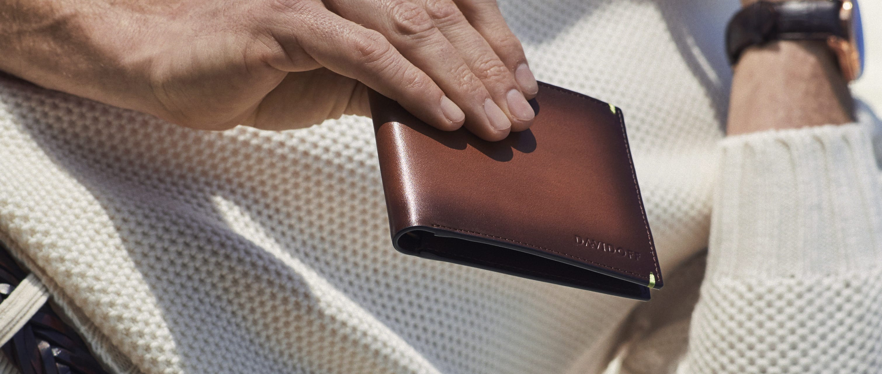DAVIDOFF Wallets