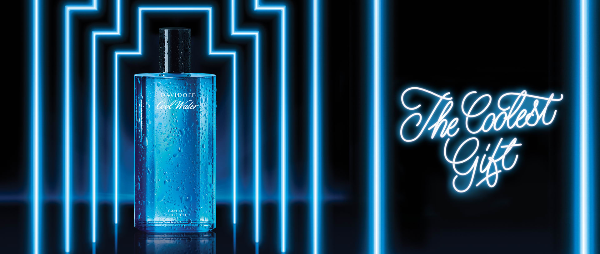 DAVIDOFF Cool Water - the coolest gift