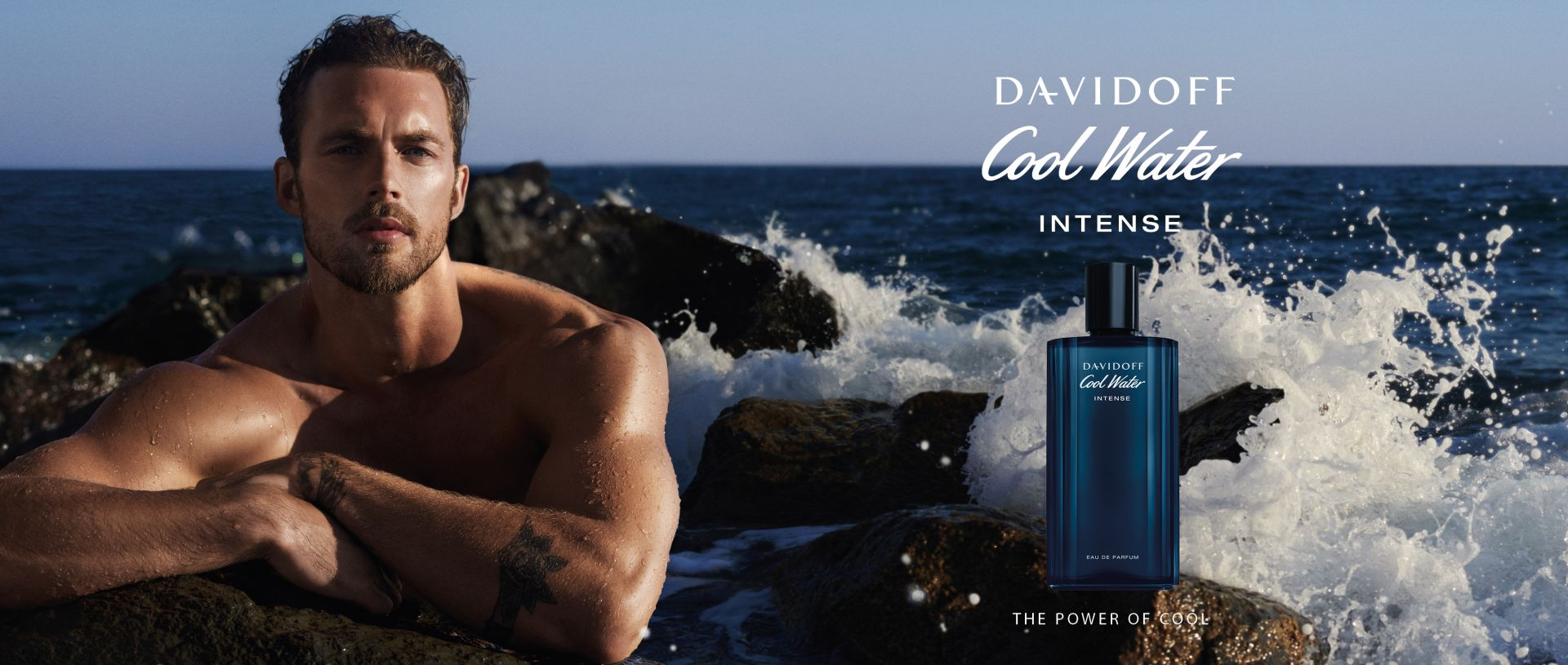 DAVIDOFF Cool Water Intense - For Him