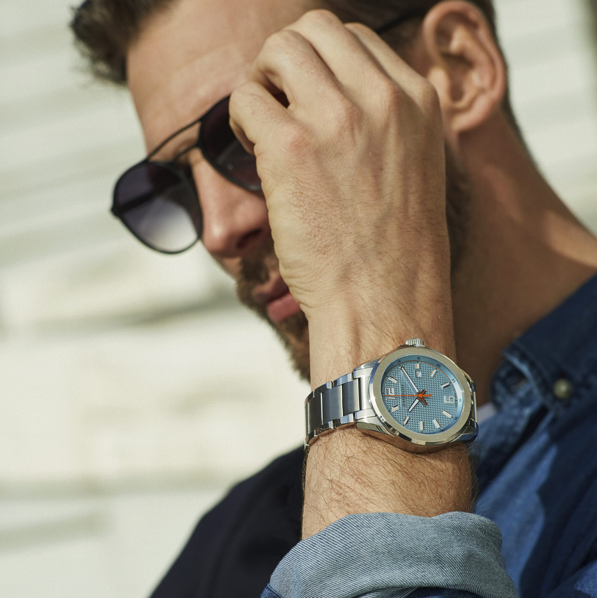 DAVIDOFF - Eyewear and watches