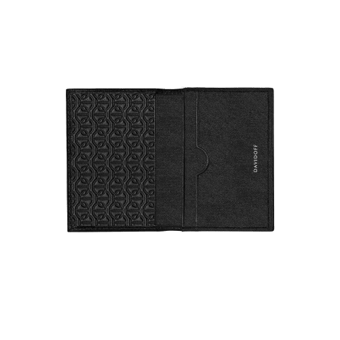 ZINO Credit Card Holder 2CC + 1 Pocket - Black