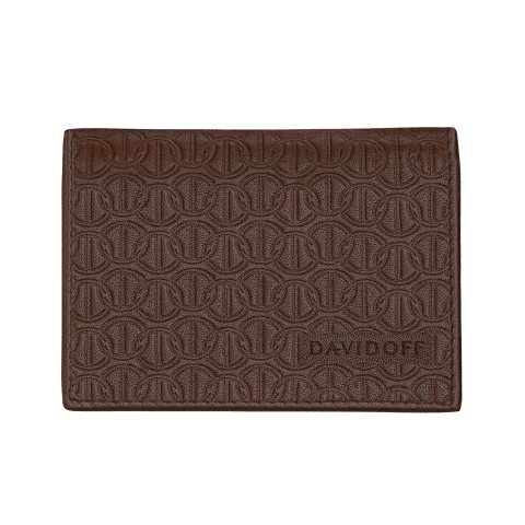 ZINO Credit Card Holder 2CC + 1 Pocket - Brown