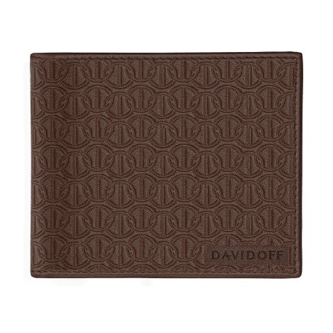 ZINO Wallet 6CC + 2 Pockets - Brown