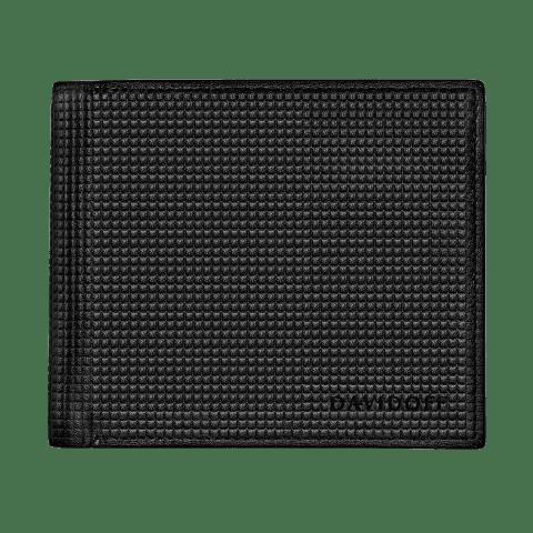 PARIS Wallet 8CC + 2 Pockets - Black
