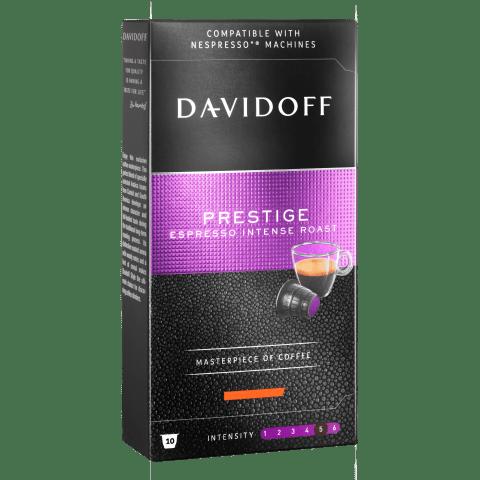 DAVIDOFF coffee – Capsules – Prestige