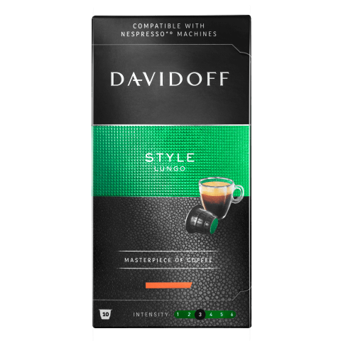 DAVIDOFF café - Capsules - Style