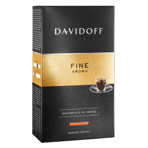 DAVIDOFF coffee – Fine Aroma – Roasted ground