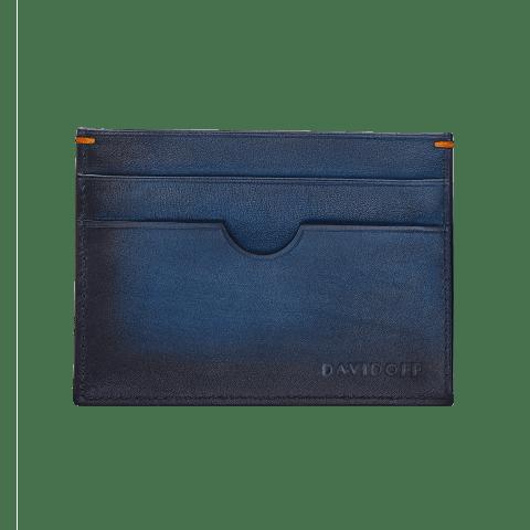 VENICE Credit Card Holder 4CC + 1 Pocket - Blue