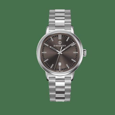 ESSENTIALS No. 2 Gray - Silver / Bracelet