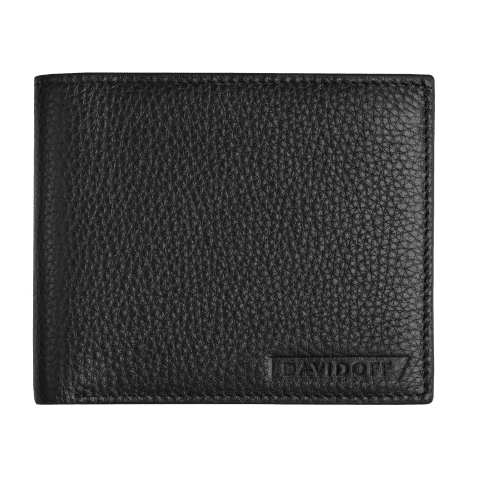 DAVIDOFF TRACES wallet black